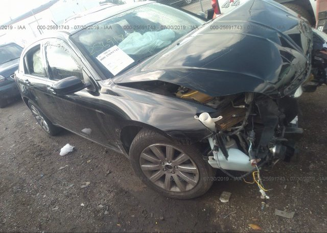 Inventory #768294221 2011 Chrysler 200