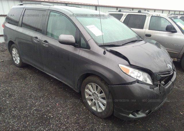 Inventory #940956594 2012 Toyota SIENNA