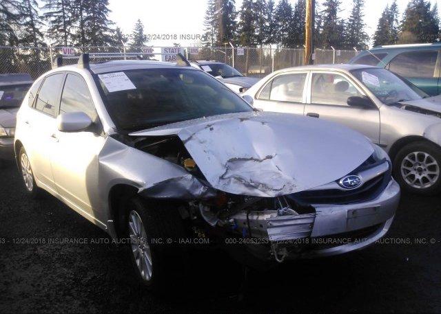 Inventory #803175082 2011 Subaru IMPREZA