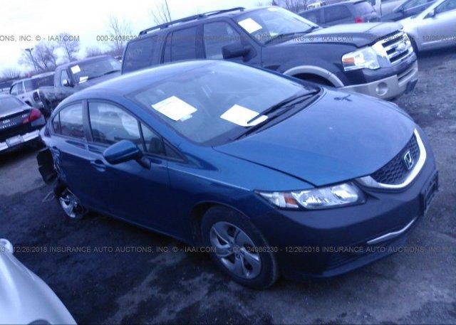 Inventory #241255436 2014 Honda CIVIC