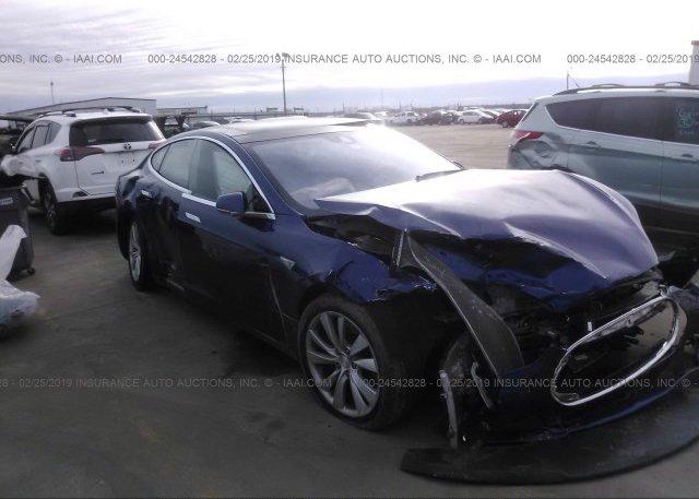 Inventory #711471952 2015 Tesla MODEL S