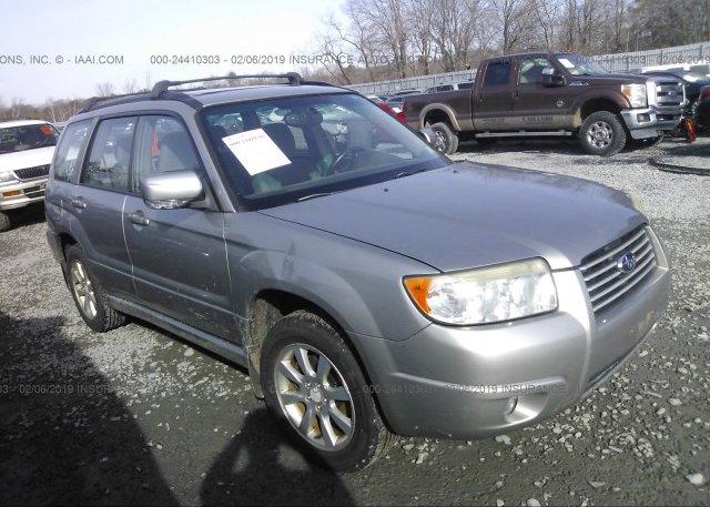 Inventory #785430028 2006 Subaru FORESTER