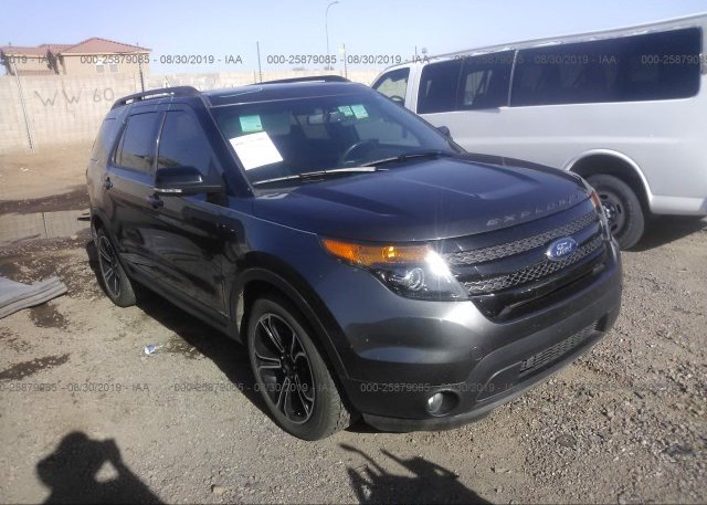 Inventory #936019059 2015 FORD EXPLORER