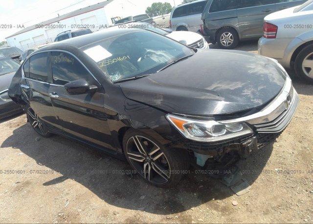 Inventory #724009144 2016 Honda ACCORD