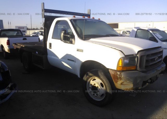 Inventory #559353997 2000 FORD F550