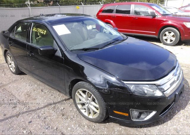 Inventory #346115910 2012 FORD FUSION