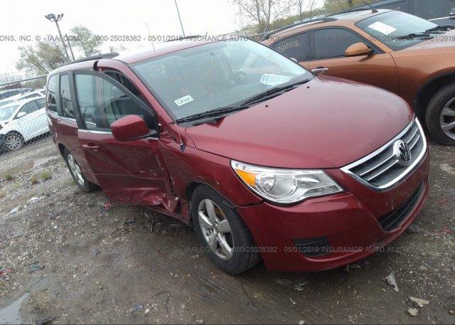 Inventory #111504188 2011 Volkswagen ROUTAN