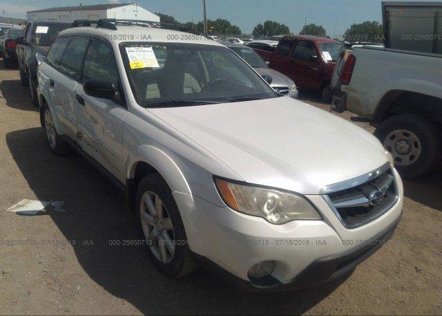 Inventory #227243512 2008 Subaru OUTBACK