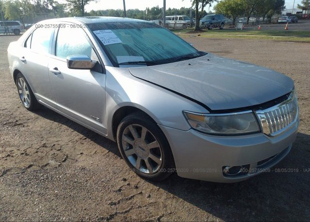 Inventory #855696269 2007 Lincoln MKZ