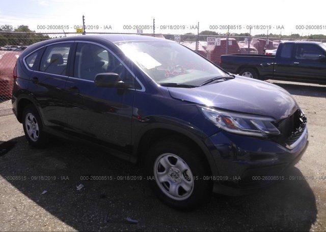 Inventory #755988739 2015 Honda CR-V