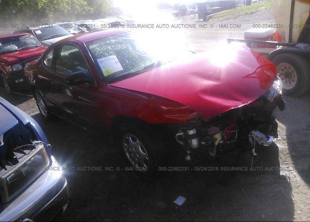 Inventory #514443715 2003 Oldsmobile ALERO