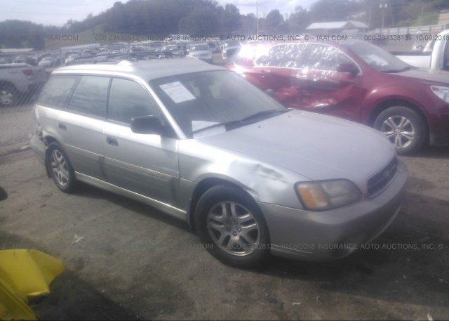 Inventory #302794007 2003 Subaru LEGACY
