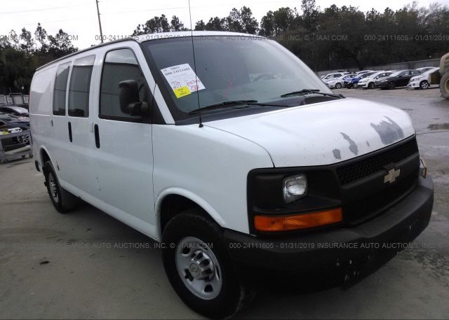 Inventory #595626208 2012 Chevrolet EXPRESS G2500