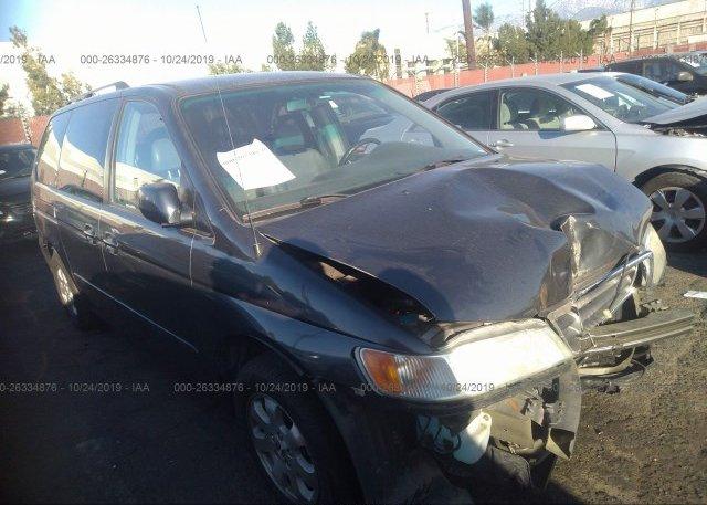 Inventory #715203277 2004 Honda ODYSSEY