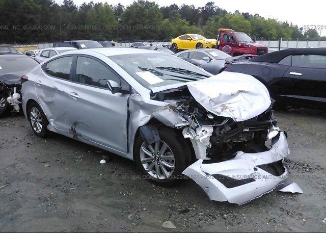 Inventory #152372328 2014 Hyundai ELANTRA