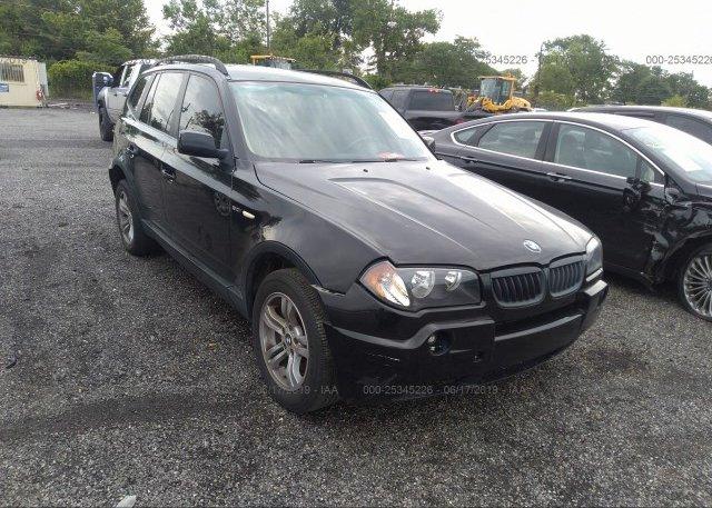 Inventory #479944430 2005 BMW X3