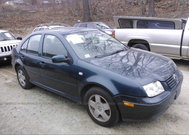 Inventory #683854801 2002 Volkswagen JETTA