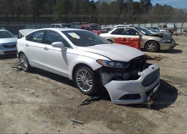 Inventory #146621646 2014 FORD FUSION
