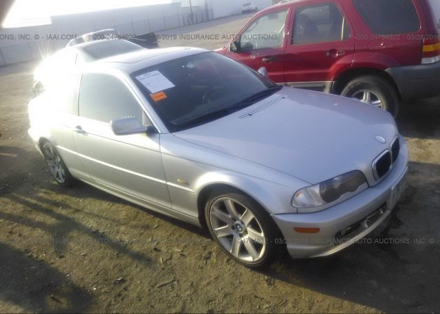 Inventory #243911526 2002 BMW 325