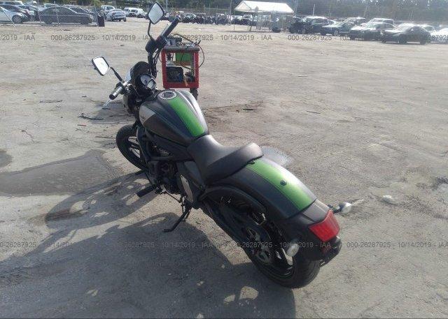 2016 Kawasaki EN650 - JKAENEB11GDA12135