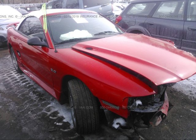 Inventory #358045017 1994 FORD MUSTANG
