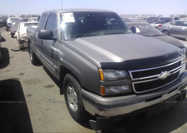 Inventory #210896194 2006 Chevrolet SILVERADO
