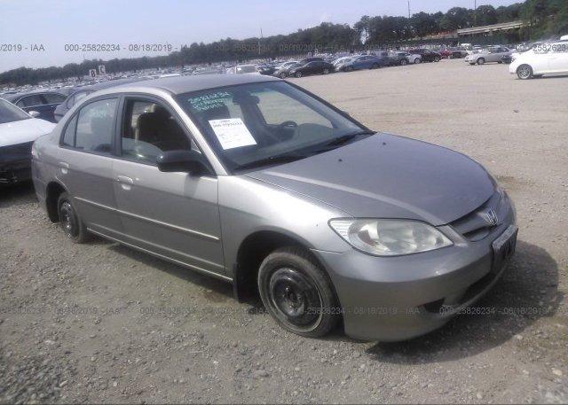 Inventory #774933451 2004 Honda CIVIC