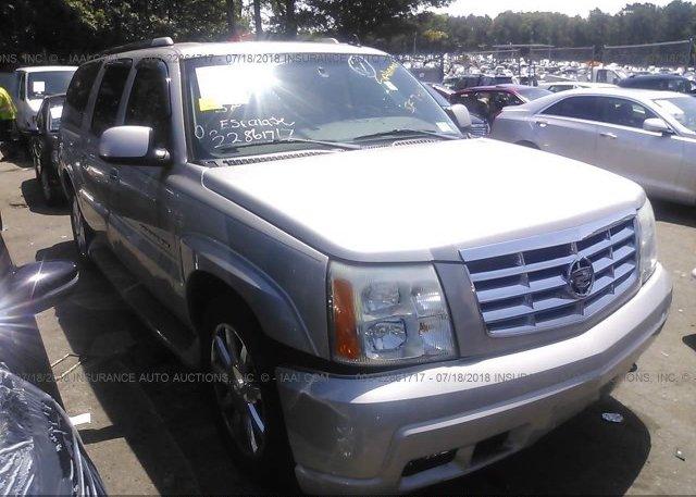 Inventory #778021208 2006 Cadillac ESCALADE