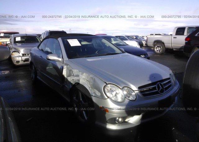 Inventory #324036346 2006 Mercedes-benz CLK