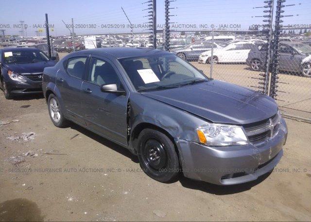 Inventory #825144894 2008 Dodge AVENGER