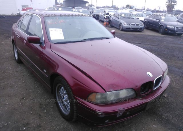Inventory #595465511 2001 BMW 525