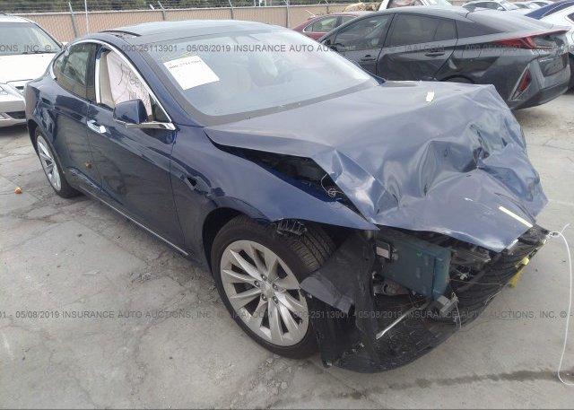 Inventory #956485336 2017 Tesla MODEL S