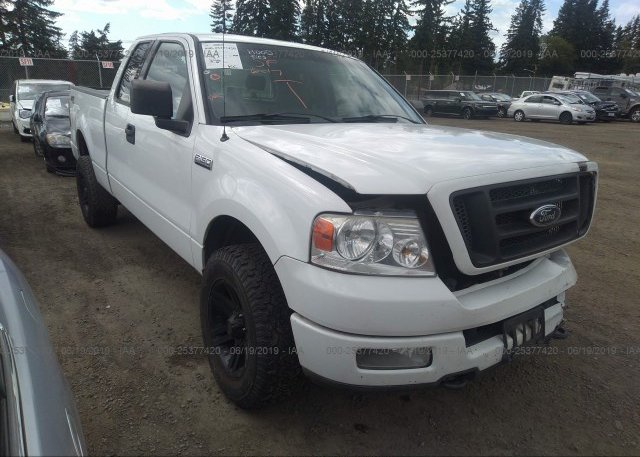 2004 F150 For Sale >> 1ftrx14w04nb82962 Bill Of Sale White Ford F150 At Puyallup