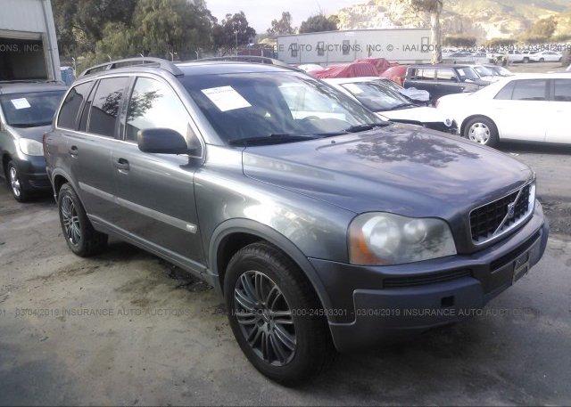 Inventory #244467391 2006 Volvo XC90