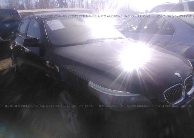 Inventory #388018743 2004 BMW 545
