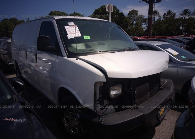 Inventory #346383266 2008 Chevrolet EXPRESS G2500