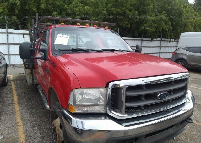 Inventory #287181780 2004 FORD F450