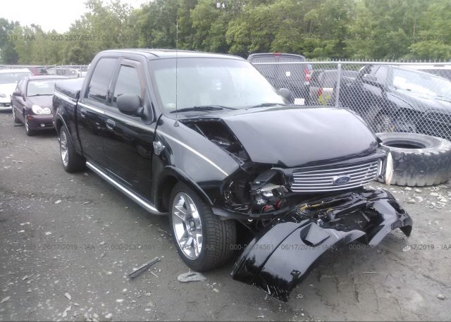 Inventory #934997185 2003 FORD F150