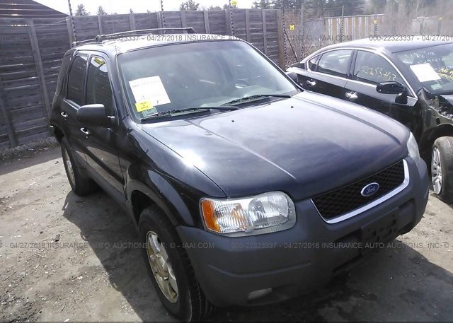 Inventory #518711014 2003 FORD ESCAPE