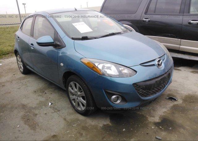 Inventory #263210834 2012 Mazda MAZDA2