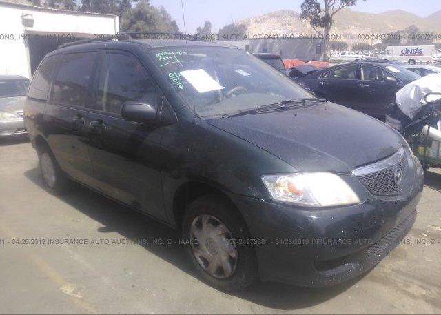 Inventory #145952811 2003 Mazda MPV