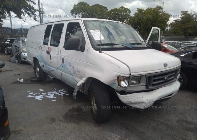 Inventory #261704821 1998 FORD ECONOLINE