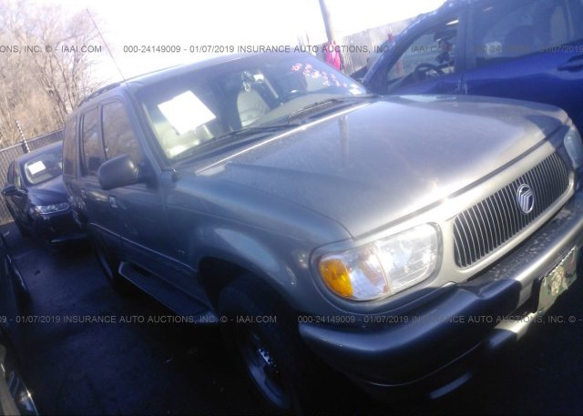Inventory #297263249 2001 MERCURY MOUNTAINEER