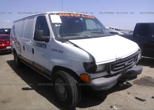 Inventory #551971167 2006 FORD ECONOLINE