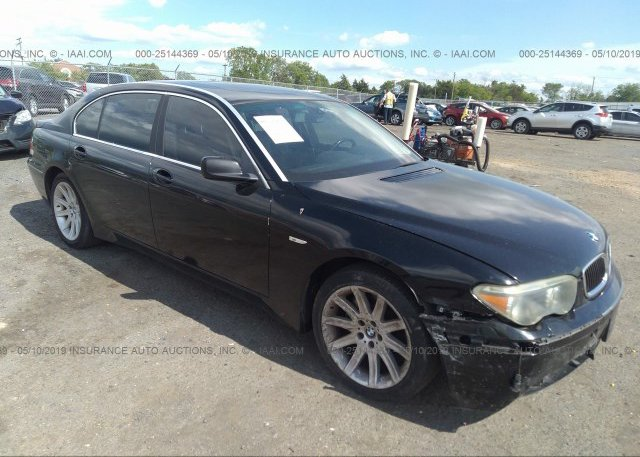 Inventory #467322751 2003 BMW 745