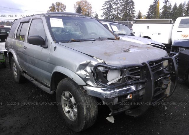 Inventory #595047015 1999 Nissan PATHFINDER