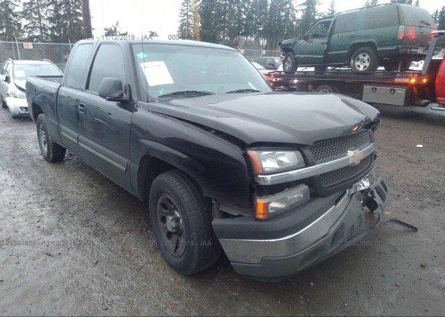 Inventory #650623035 2005 Chevrolet SILVERADO