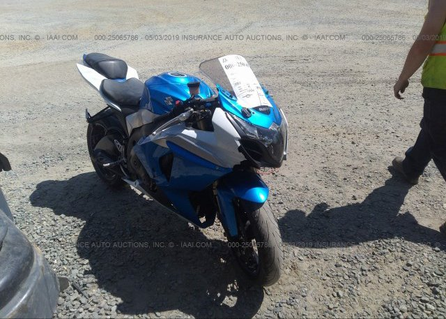 Inventory #135008396 2009 Suzuki GSX-R1000
