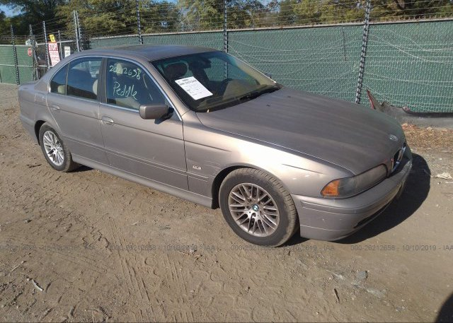 Inventory #559764420 2002 BMW 530