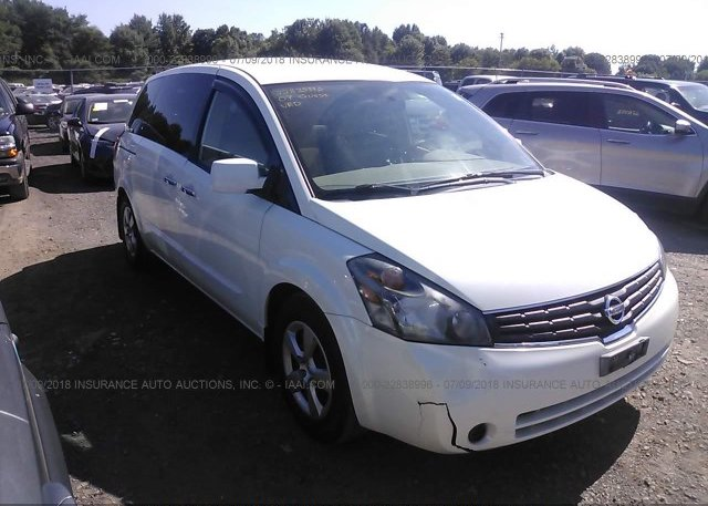Inventory #633354124 2007 Nissan QUEST